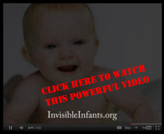 Click here to watch a video of a baby's plea from the womb.
